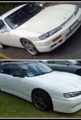 Nissan s14 forsale.