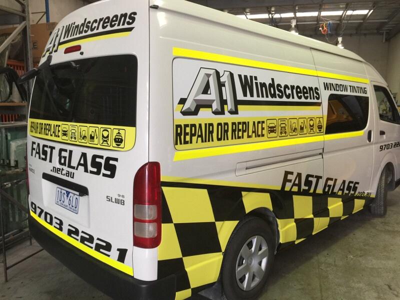 A1 Windscreen Car
